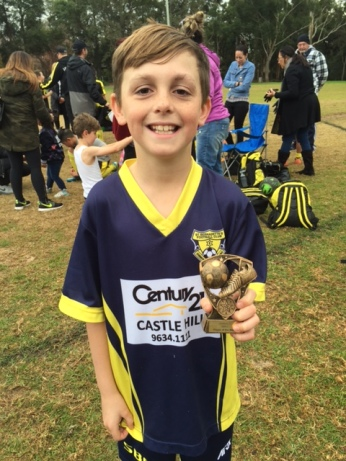 Tom Cartwright - U11's