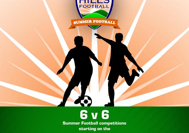Summer Football ishere