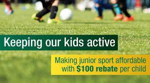 Active Kids Rebate