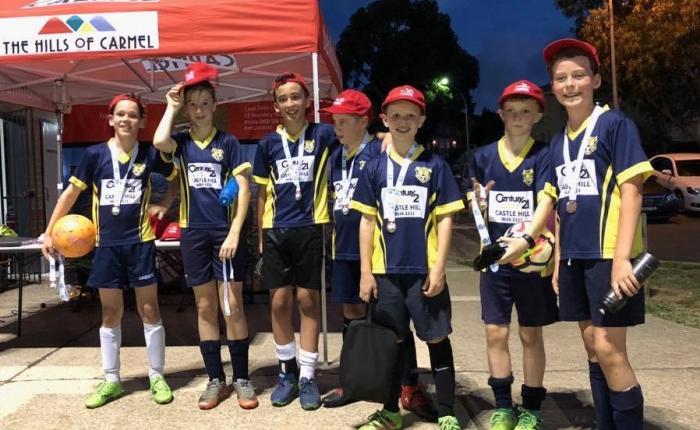 Summer Football Wrap – Year 6boys