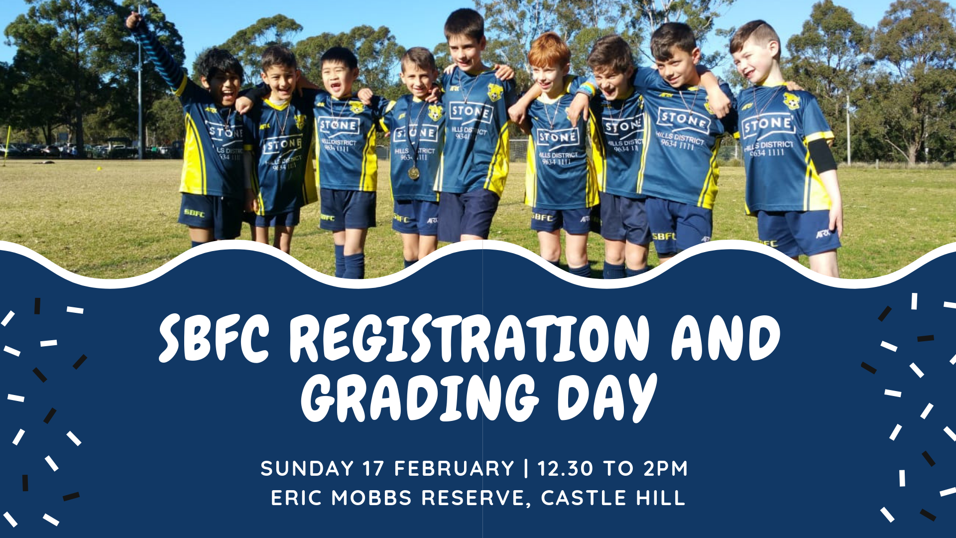 2019 Rego & grading day